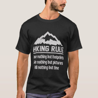 HIKING RULE T-Shirt