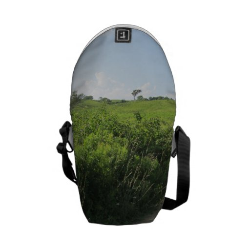 Hiking Trail Courier Bag