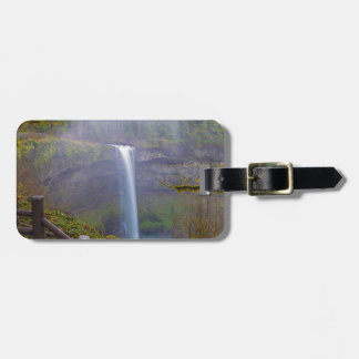 Hiking Trails at Silver Falls State Park Luggage Tag