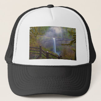 Hiking Trails at Silver Falls State Park Trucker Hat