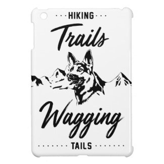 Hiking Trails Wagging Tails Case For The iPad Mini