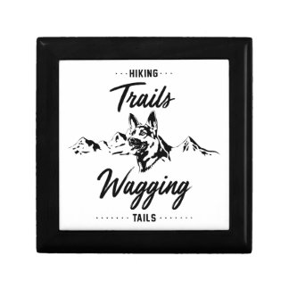 Hiking Trails Wagging Tails Gift Box