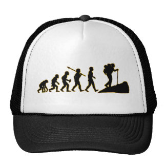 Hiking Trucker Hat