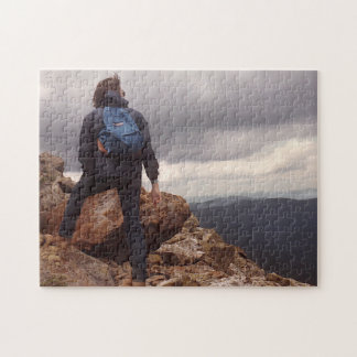 Hiking White Mountains New Hampshire Puzzle