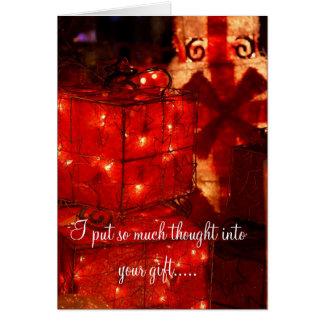 Hilarious Christmas Greeting Card