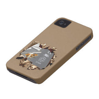 Hilarious design iPhone 4 Case-Mate cases
