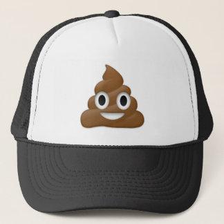 Hilarious poop-emoji - Poo cartoon design Trucker Hat