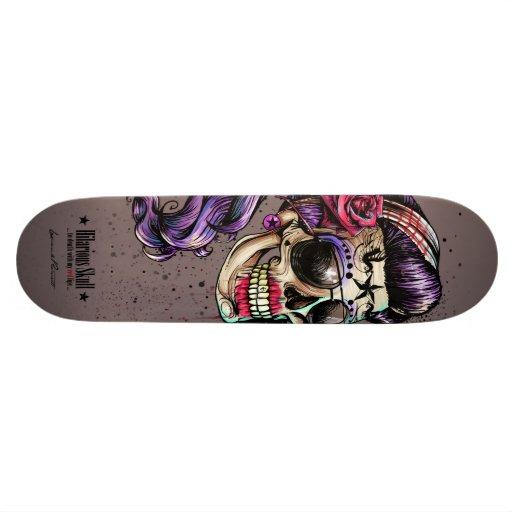 Hilarious Skateboard