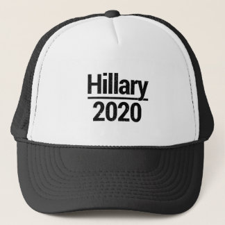 Hilary 2020 trucker hat