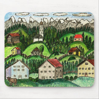 Hill Country Mouse Pad