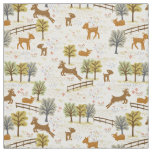 Hill Country Print Fabric