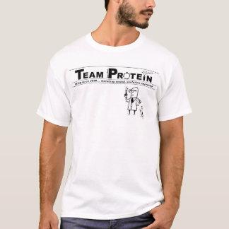 Hill Lab Logo / Team Protein  T-Shirt