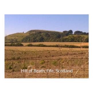 Hill of Beath Fife Scotland Postcard