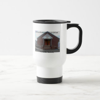 Hill Street Church Travel Mug