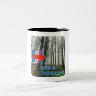 Hillarity 8 mug