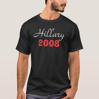 Hillary, 2008 T-Shirt