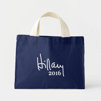 Hillary 2016 Signature Tote Bags
