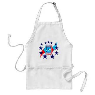 Hillary 2016 standard apron