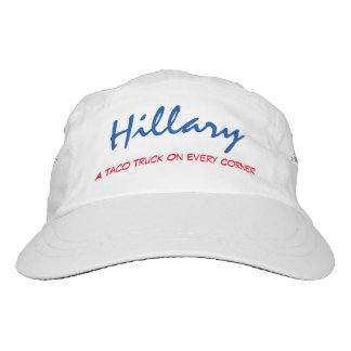 """""""Hillary. A Taco Truck On Every Corner"""" Hat"""
