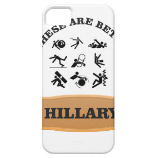 hillary bad iPhone 5 cover
