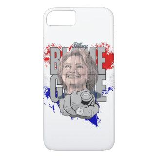 Hillary Blame Game Case-Mate iPhone Case