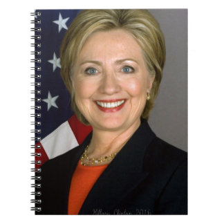 Hillary Clinton2 Note Book