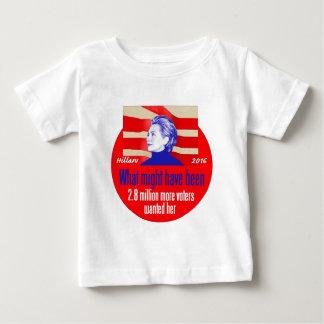 Hillary CLINTON 2016 Baby T-Shirt