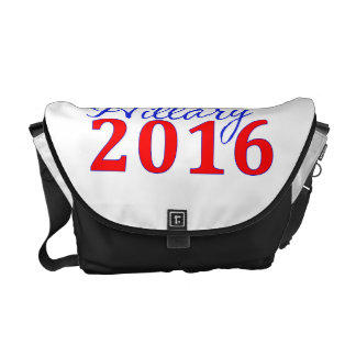 Hillary Clinton 2016 Courier Bags