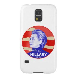 Hillary Clinton 2016 Galaxy S5 Cover