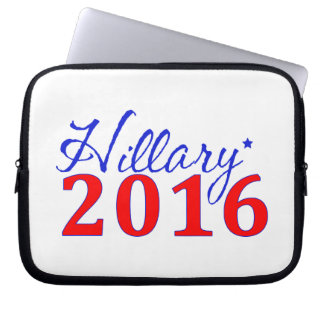 Hillary Clinton 2016 Laptop Sleeve