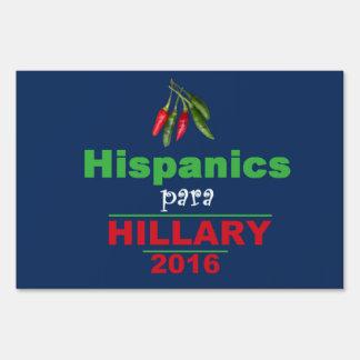 Hillary CLINTON 2016 Sign