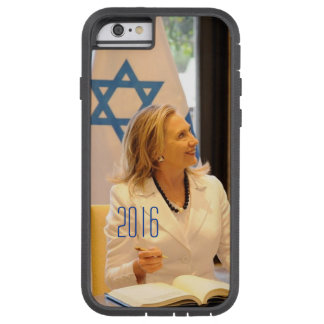 Hillary Clinton 2016 Tough Xtreme iPhone 6 Case