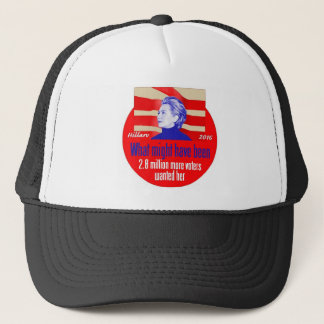 Hillary CLINTON 2016 Trucker Hat