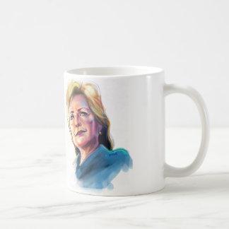 Hillary Clinton Classic Coffee Cup / Mug