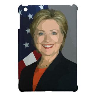 Hillary Clinton election 2016 Case Glossy Mini Cover For The iPad Mini