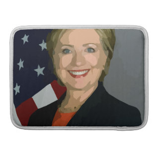 "Hillary Clinton election 2016 Macbook Pro 13"" Sleeves For MacBooks"