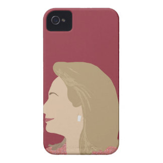 Hillary Clinton Feminist Case-Mate iPhone 4 Case