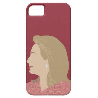 Hillary Clinton Feminist iPhone 5 Covers