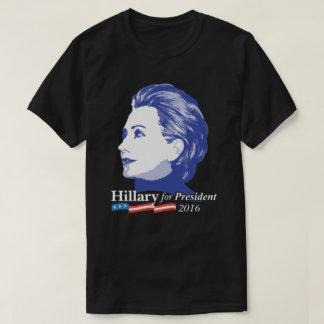 Hillary Clinton for America USA 2016 T-Shirt
