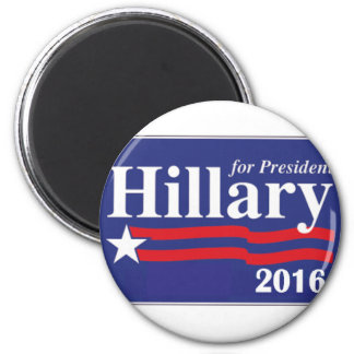 Hillary Clinton for President 2016 Magnet