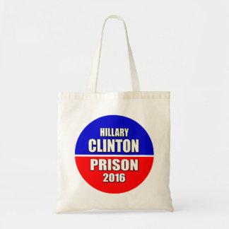 """HILLARY CLINTON FOR PRISON 2016"""