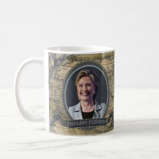 Hillary Clinton Historical Mug