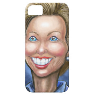 Hillary Clinton iPhone 5 Case