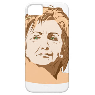 Hillary Clinton iPhone 5 Cases