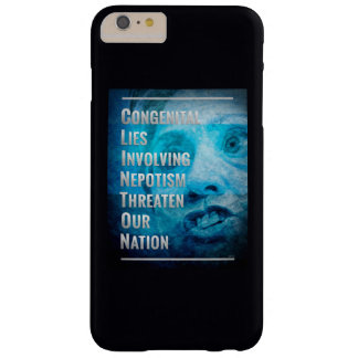 Hillary Clinton Is A Fraud Barely There iPhone 6 Plus Case