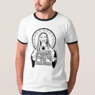 Hillary Clinton is my Homegirl T-Shirt