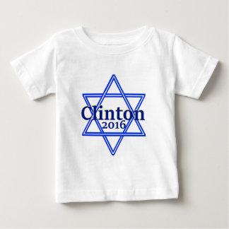 Hillary CLINTON Jewish 2016 Baby T-Shirt