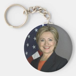 Hillary Clinton Keychain
