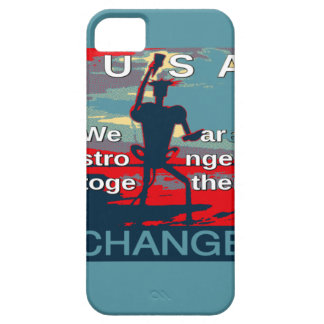 Hillary Clinton latest campaign slogan for 2016 iPhone 5 Covers