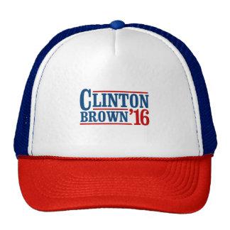 Hillary Clinton / Sherrod Brown 2016 Trucker Hat